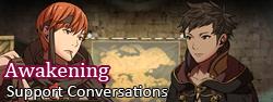 Support conversations