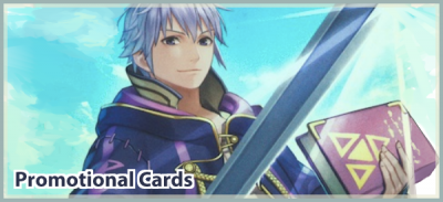 Cipher Promomotional Cards