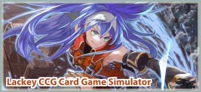 Lackey CCG Card Game Simulator