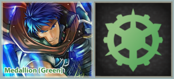 Path of Radiance and Radiant Dawn (Green)